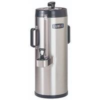 Fetco TPD-15 Luxus Stainless Steel 1.5 Gallon Coffee Dispenser