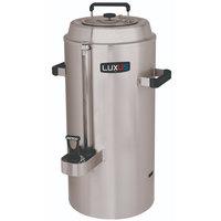 Fetco TPD-30 Luxus Stainless Steel 3 Gallon Coffee Dispenser