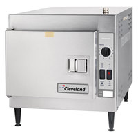 Cleveland 21-CET-8 SteamCraft Ultra 3 Pan Electric Countertop Steamer - 440/480V, 3 Phase, 8.3 kW