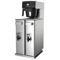 Fetco TBS-2121XTS T212101 Twin 3.5 Gallon Iced Tea Brewer - 120V