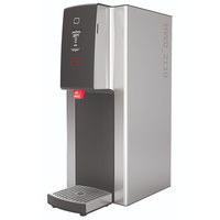 Fetco HWD-2110 H211011 10 Gallon Hot Water Dispenser with Push-Button Controls - 240V, 5.1 kW