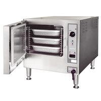 Cleveland 22CET3.1 SteamChef 3 Pan Electric Countertop Steamer - 440/480V, 3 Phase