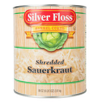 Silver Floss #10 Can Sauerkraut