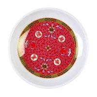 Longevity 4 1/2 inch Round Melamine Plate - 12/Pack