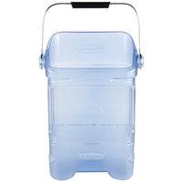 Rubbermaid FG9F5300TBLUE ProServe 5.5 Gallon Ice Tote