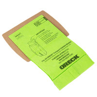Oreck AK1BB8A Vacuum Bag for BB900-DGR Canister Vacuum Cleaner   - 8/Pack