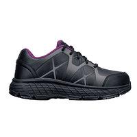 ACE 72303 Spear Women's Black Water-Resistant Aluminum Toe Non-Slip Athletic Shoe