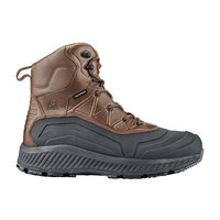 ACE 72649 Mammoth III Unisex Brown Waterproof Composite Toe Non-Slip Work Boot