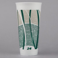 Dart 24LX16E 24 oz. Impulse Foam Travel Cup   - 500/Case