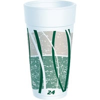 Dart 24LX16E 24 oz. Impulse Foam Cup - 500/Case