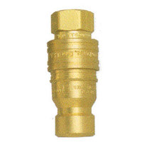 T&S AG-5F Safe-T-Link 1 1/4 inch NPT Quick Disconnect Gas Hose Component