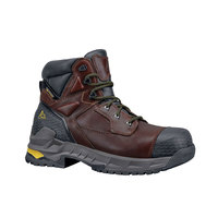 ACE 73712 Redrock Unisex Brown Waterproof Composite Toe Non-Slip Work Boot
