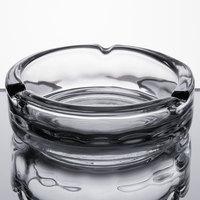 Anchor Hocking 44912 5 3/4 inch Round Glass Ashtray - 6/Case
