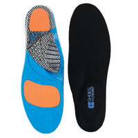 Shoes For Crews N9933 Unisex Black Comfort Insole with Arch Fit