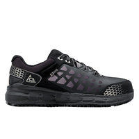 ACE 78617 Phantom Men's Black / Gray Water-Resistant Aluminum Toe Non-Slip Athletic Shoe