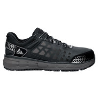ACE 72389 Aster Women's Black / Gray Water-Resistant Aluminum Toe Non-Slip Athletic Shoe