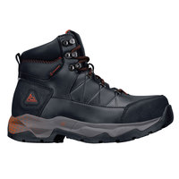 ACE 75615 Highline Women's Black / Peach Waterproof Aluminum Toe Non-Slip Work Boot
