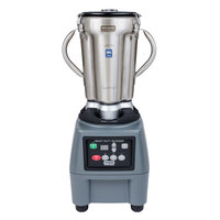 Waring CB15T 1 Gallon Stainless Steel Food Blender with Timer