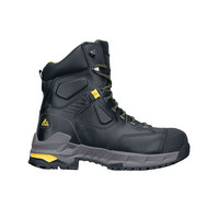 ACE 72469 Redrock 8 inch Men's Black Water-Resistant Composite Toe Non-Slip Work Boot