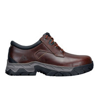 ACE 78481 Tour Men's Brown Water-Resistant Aluminum Toe Non-Slip Work Boot