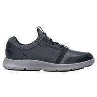 Shoes For Crews 41369 Gigi Women's Black Water-Resistant Soft Toe Non-Slip Casual Shoe