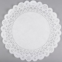 14 inch Lace Normandy Grease Proof Doilies   - 250/Case