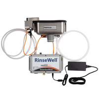 Nemco 3000-10 RinseWell Smart Eco Rinse Dipper Well Controller with 10 inch Dipper Well