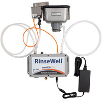 Nemco 3000-7 RinseWell Smart Eco Rinse Dipper Well Controller with 7 inch Dipper Well