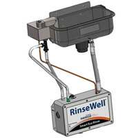 Nemco 3000-13 RinseWell Smart Eco Rinse Dipper Well Controller with 13 inch Dipper Well