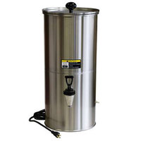 Cecilware BD505SS-177 Bulk 5 Gallon Dispenser with Heater