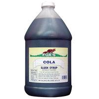 Fox's Cola Slush Syrup - 1 Gallon