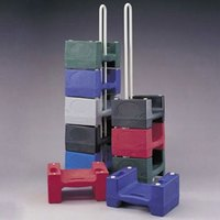 Koala Kare KB119-SM Small Booster Buddy Stand Holds 10 Booster Seats
