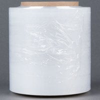 5 inch x 1000' 80 Gauge Stretch Banding Film / Pallet Wrap / Stretch Film Roll