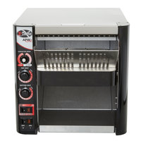 APW Wyott XTRM-2H 10 inch Wide Conveyor Toaster with 3 inch Opening - 230V