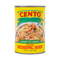 Cento 15 oz. Italian Wedding Soup - 12/Case