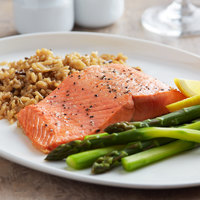 6 oz. Wild Caught Alaskan Sockeye Salmon Fillet - 10 lb.