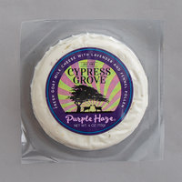 Cypress Grove 4 oz. Purple Haze Lavender Goat Cheese - 6/Case