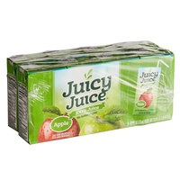 Juicy Juice 4.23 oz. Apple Juice Box - 40/Case