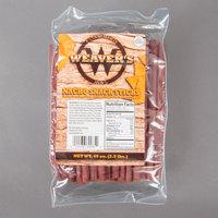 Weaver 2.5 lb. Nacho Snack Sticks - 2/Case