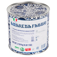 Fabbri 6 lb. Amarena Cherry Brisures / Pieces