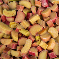 22 lb. Bag IQF 1/2 inch Cut Rhubarb