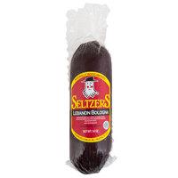 Seltzer's Lebanon Bologna Original Bologna 14 oz. Chub   - 12/Case