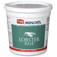 Minor's Lobster Base 1 lb. Tub   - 6/Case