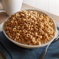 General Mills Honey Nut Cheerios Cereal 39 oz. Bag   - 4/Case