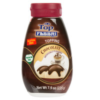 Fabbri 8 oz. Chocolate Mini Top Sauce