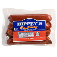 Hippey's 1 lb. Smoked Sausage - 4/Pack