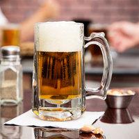 Anchor Hocking 1172U Clarisse 12 oz. Beer Tankard - 12/Case