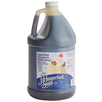 J. Hungerford Smith 1 Gallon Liquid Malt Fountain & Shake Syrup   - 4/Case