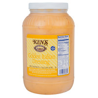 Ken's Foods, Inc. 1 Gallon Golden Italian Dressing