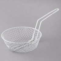 10 inch Coated Coarse Mesh Breading Basket